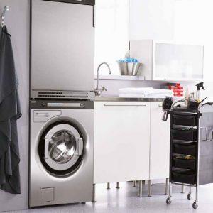 Proff vaskesøyle med 6 kg kapasitet